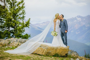 Destination Wedding - Aspen, Colorado