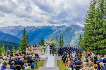 Destination Wedding - Aspen, Colorado
