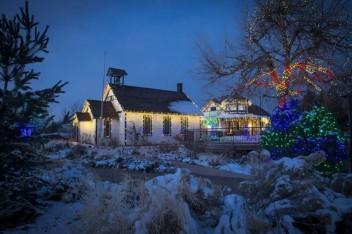 Denver Botanic Gardens at Chatfield - Santa's Village