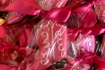 Custom Cookies for Celebrations by Yours Truly Cupcake