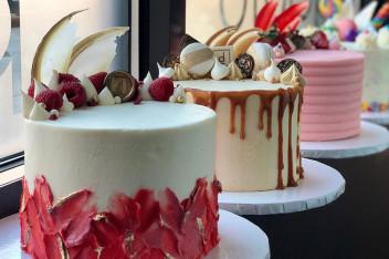 Cakes from D Bar Denver