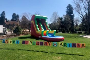 Happy Birthday Ariana Celebration