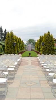 Denver Botanic Gardens Wedding - Turquoise & Modern Garden