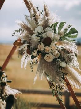 J&E Wedding: Lone Tree + LA = Hipster Happiness