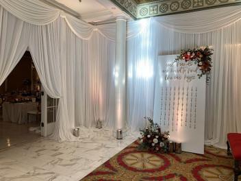 Luxurious Celebrations - Fabrics - LMD Productions