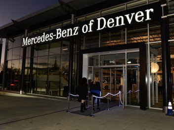 Mercedes-Benz of Denver: Opening