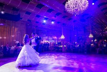 Seawell Ballroom Wedding Dance