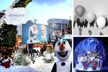 Winter Wonderland Village - Corporate Holiday Event Planning